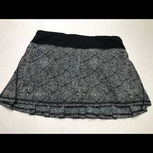 Lululemon Pace Setter Skirt Plush Petal Rare 6